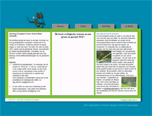 Tablet Preview of ijsvogelroute.nl